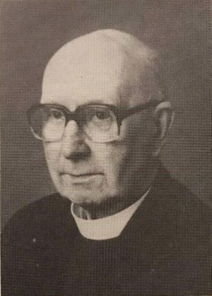 Father William (Bill) Coupe in the 1960's.